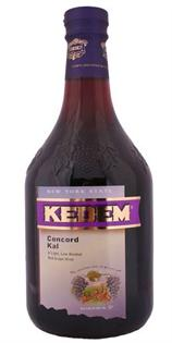 Kedem Concord Kal 750ml - Case of 12